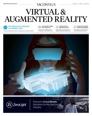 Virtual and Augmented Reality 2016