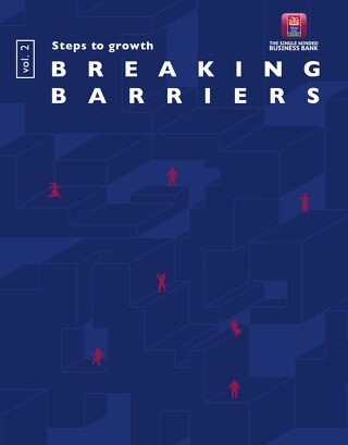 AIB Steps to Growth: Barriers