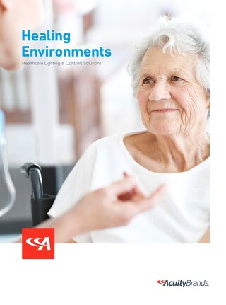 Healing Environments - Healthcare Lighting & Controls Solutions