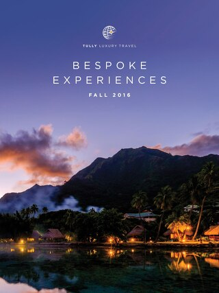 Bespoke Experiences Fall 2016