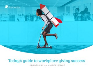 Check Out Today's Guide To Workplace Giving Success eBook