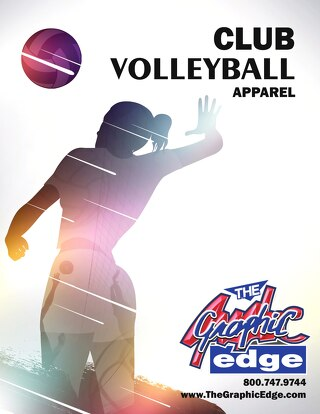 Club Volleyball Apparel and Accessories