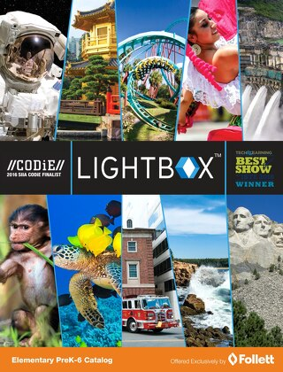 Elementary Lightbox Catalog