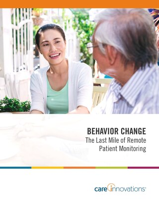 BEHAVIOR CHANGE: The Last Mile of Remote Patient Monitoring