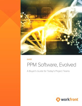 PPM Software, Evolved: A Buyer's Guide for Today's Project Teams