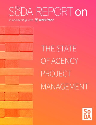 SoDA Report on Agency Project Management
