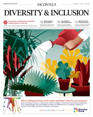 Diversity and Inclusion Special Report