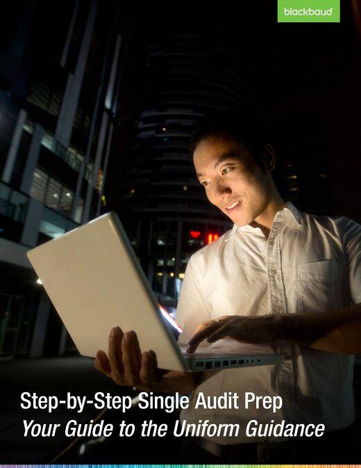 Step-by-Step Single Audit Prep