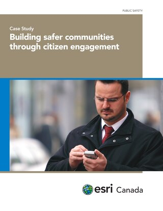 Building Safer Communities Through Citizen Engagement