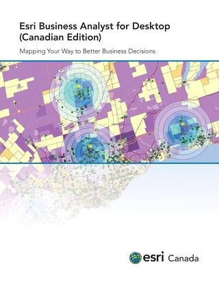 Esri Business Analyst for Desktop (Canadian Edition)