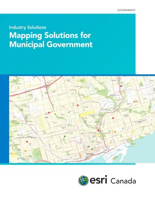 Mapping Solutions for Municipal Government