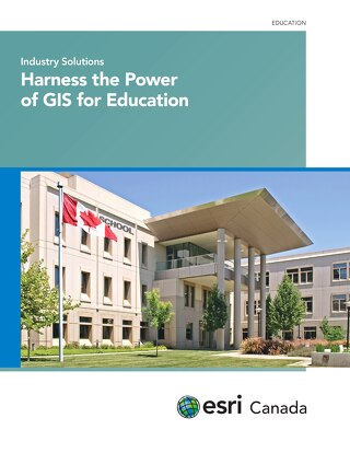 Harness the Power of GIS for Education