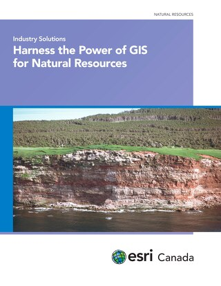 Harness the Power of GIS for Natural Resources