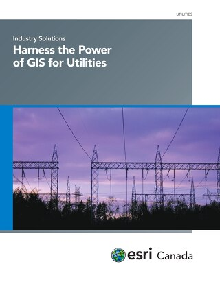 Harness the Power of GIS for Utilities