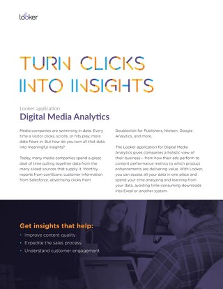 Digital Media Analytics