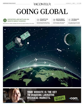 Going Global 2016 Special Report