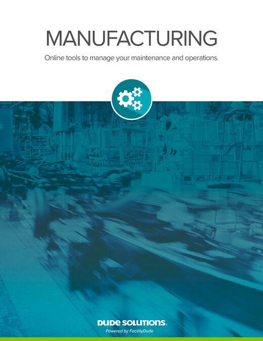 Manufacturing Brochure