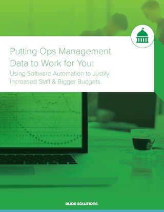 Putting Ops Management Data to Work for You Whitepaper