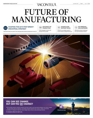 Future of Manufacturing Special Report 2016