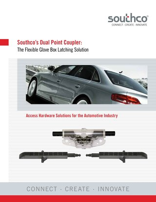 The Dual Point Coupler: A Flexible Glovebox Latching Solution
