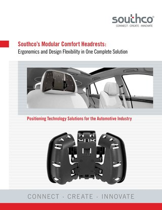 Modular Comfort Headrests for Seating