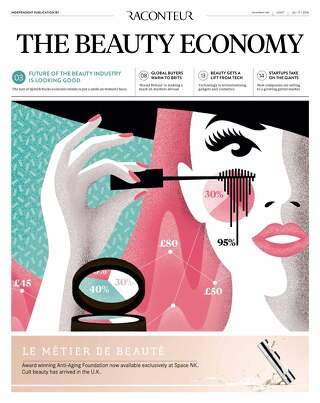 The Beauty Economy Special Report 2016