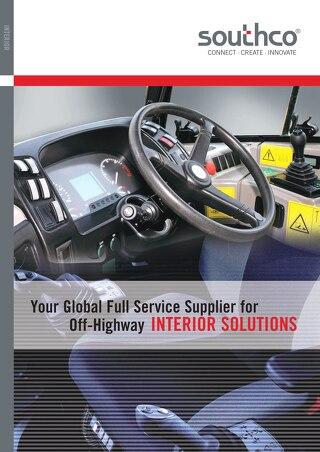 Off-Highway Interior Solutions