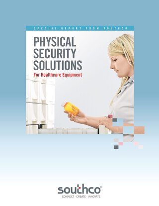Physical Security Solutions for Healthcare Equipment
