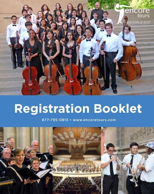 Passenger Registration Booklet