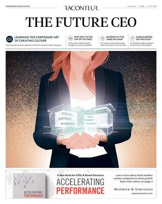 The Future CEO