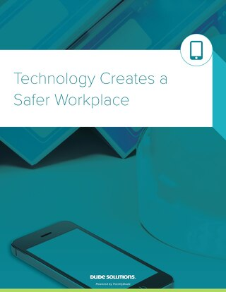 Technology Creates a Safer Workplace Whitepaper