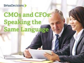 CMOs and CFOs: Speaking the Same Language