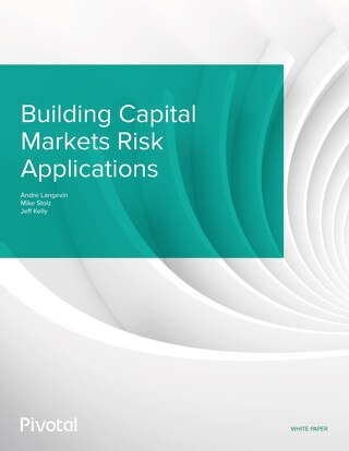 Building Capital Markets Risk Applications