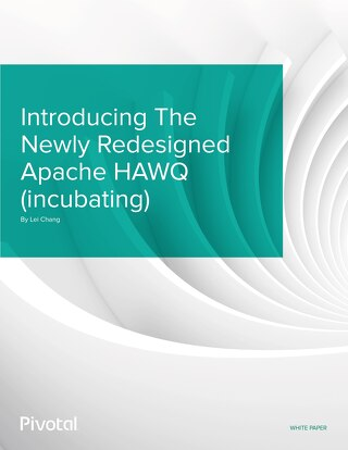 Introducing The Newly Redesigned Apache HAWQ (incubating)