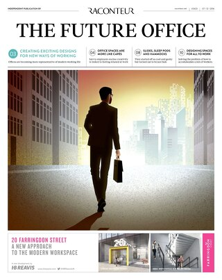 The Future Office 2016 Special Report