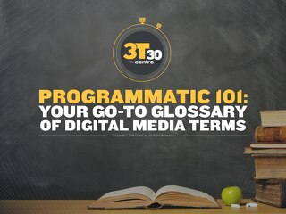 Programmatic Glossary