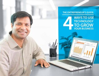 4 Ways to Use Technology to Grow Your Business