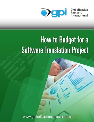 How to Budget for a Software Translation Project
