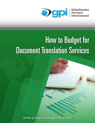 How to Budget for a Document Translation Project