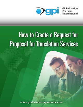 How to Create a Request for Proposal for Translation Services
