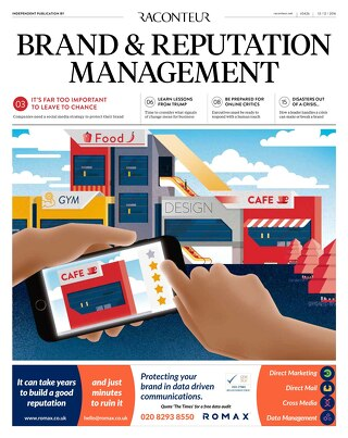 Brand and Reputation Management Special Report 2016