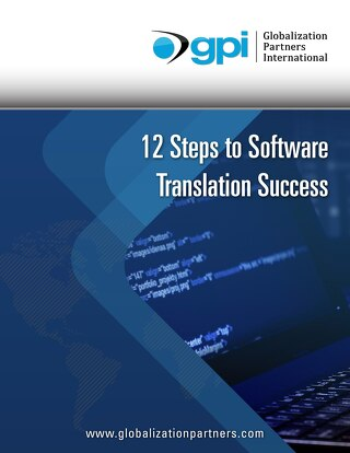 12 Steps to Software Translation Success