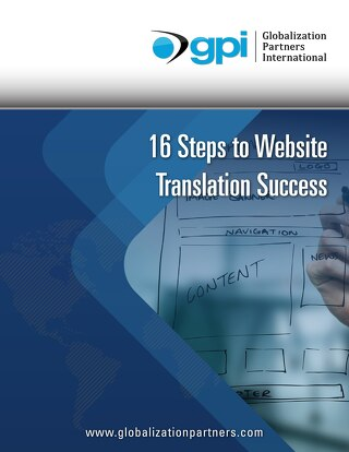 16 Steps to Website Translation Success