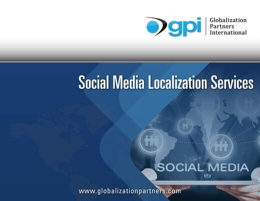 Introduction to Social Media Localization
