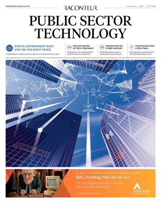 Public Sector Technology Special Report 2016