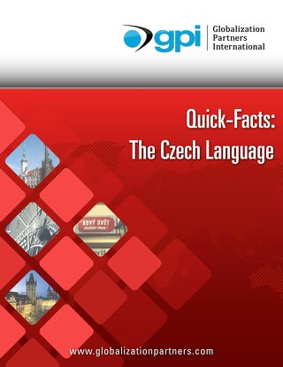 Quick Facts: The Czech Language