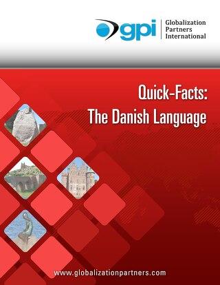 Quick Facts: The Danish Language