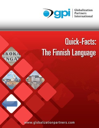Quick Facts: The Finnish Language