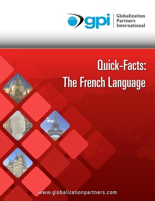 Quick Facts: The French Language