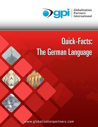 Quick Facts: The German Language